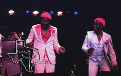 Marvin Gaye - Jul 2, 1976 at Houston Astrodome