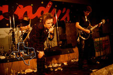 Sex Pistols - Jan 18, 1978 at Randy's Rodeo, San Antonio, Texas