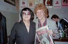 Roy Orbison - Feb 17, 1983 at Rockefellers
