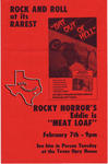 Meatloaf - Feb 7, 1978 at Texas Opry House
