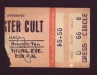 Blue Oyster Cult - Apr 24, 1975 at Houston Music Hall