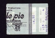 Humble Pie - Aug 26, 1972 at Sam Houston Coliseum