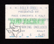 Billy Joel - Nov 17, 1978 at The Summit