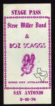 Boz Scaggs - May 18, 1974 at San Antonio, Texas