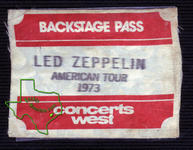 Led Zeppelin - May 1973