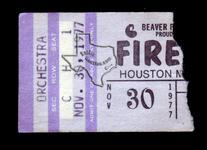Firefall - Nov 30, 1977 at Houston Music Hall