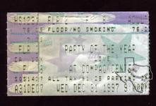 Prince - Dec 31, 1997 at The Compaq Center, Houston, Texas