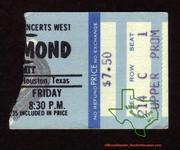 Neil Diamond - Oct 8, 1976 at The Summit