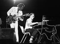 Chuck Berry - Aug 15, 1980 at Hofheinz Pavilion