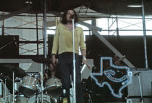 Joe Cocker - Sep 1, 1974 at Memorial Stadium, Austin