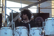 Santana - Sep 1, 1974 at Memorial Stadium, Austin