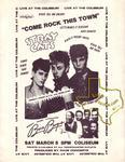 Stray Cats - Mar 5, 1983 at Sam Houston Coliseum