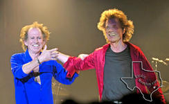 The Rolling Stones - Jul 27, 2019 at Reliant Stadium (later known as NRG Stadium)